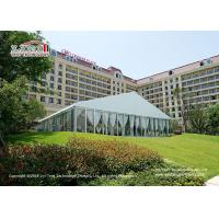 China White  PVC Roof Cover Outdoor Luxury Wedding Party Tent Marquee For Sale wholesale