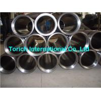 Quality Precision Hydraulic Cylinder Tube , DIN2391 Galvanized Carbon Steel Pipe for sale