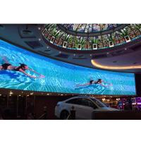 China Indoor Soft Flexible LED Display durable Soft Rubber Module Full Color Indoor wholesale