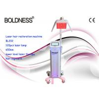 China hair loss treatment Laser Hair Growth Machines Rejuvenation Fast Restoring Bald Head Natural wholesale