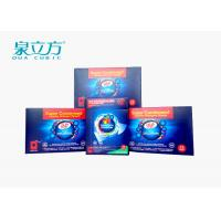 China Biodegradable Travel Laundry Detergent Tablets With Active Detergent Solids wholesale