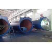 China Safety Chemical Wood Autoclave Machine For Laminated Glass , High Pressure wholesale