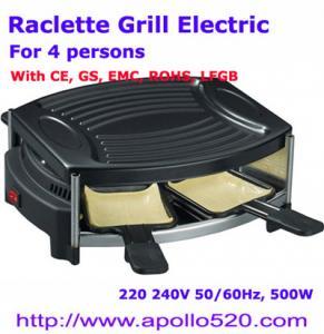 China Mini Raclette Grill wholesale