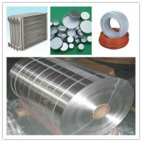 China 0.2mm to 0.35mm Aluminium Strip Foil with 8011 8006 30mm - 100mm for PE-AL-PE Pipe wholesale
