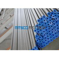 China 1.4550 Stainless Steel Seamless Tube Bright Annealed Surface / Pickling Surface wholesale