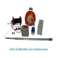 China Gdg-1A Underwater Monitor For Concrete Elevation Filling Pile wholesale