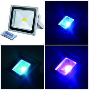 RGB flood lights fixtures
