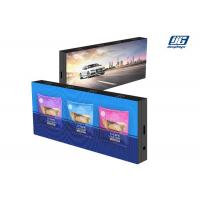 China 1920x960mm Viewing Size P6 Self Adjustment LED Screen for Advertising wholesale