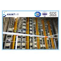 China Steel Automated Storage Retrieval System , Automated Warehouse System Heavy Duty wholesale