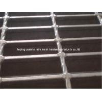 China Hot Dipped Steel Grating Stairs / Mild Steel Grating Panels Easy Installation wholesale