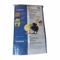 Professional BOPP Laminated PP Woven Bags / Agricultural Bags SGS Approved