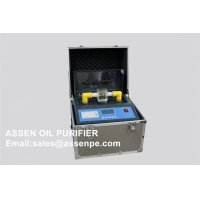 Quality ST PORTABLE TRANSFORMER OIL DIELECTRIC STRENGTH TESTER,AUTOMATICALLY BDV OIL TESTING KIT for sale