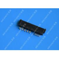 Customized SAS Serial Attached SCSI Connector SFF 8482 Pitch 1.27mm Environmental