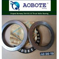 China Single Row Thrust Roller Bearing , INA 81110 Single-axis Bearing in Automotive wholesale