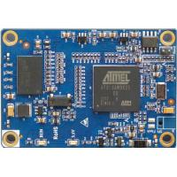 China Atmel AT91SAM9X25 CPU Board,Expand two Ethernet, Two CAN Bus, Serial port,for Industrial control applications on sale