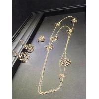 China Piaget diamonds of seven rose  necklace 18kt  gold  with white gold or yellow gold or pink gold wholesale