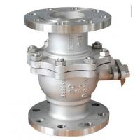 "Quality Blow - Out Proof Stem 3"" * 150LB WCB Water Flanged Ball Valve With Handwheel for sale"