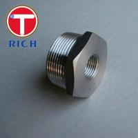 China Gb/t14626 Tube Machining Stainless Threaded Union Dn6 - Dn100 For Machinery Parts wholesale