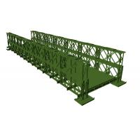 China 200 Type Bailey Bridge With TD (Triple Row Double Layer) on sale