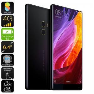 "China Xiaomi Mi Mix Black 256GB 6.4"" 16MP 6GB RAM Android Phone wholesale"