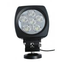 China 60W high power Led vehicle work light with Flood /Spot beam 6 inch for Off road vehicle wholesale