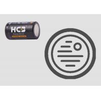 China High Capacity Lithium Primary Battery / Long Life Lithium Battery Stable Performance wholesale