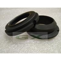 China High Density Mechanical Seal Rings Carbon Graphite Material wholesale