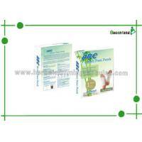 China Herbal ABC Weight Loss Patches Natural Detox Foot Patch for Relieving Fatigue on sale