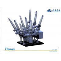 China 126kv High Voltage Circuit Breaker Hybrid Gis Gas Insulated Combined Apparatus on sale