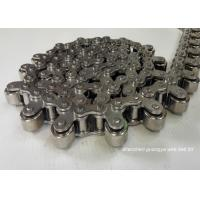 China Custom 304 Stainless Steel Crimped Wire Mesh Belt Heavy Duty wholesale