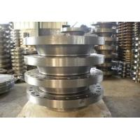 China Forged WN Steel Pipe Flange , butt weld carbon steel Pipe fittings wholesale
