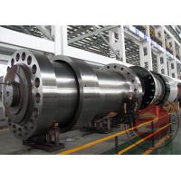Buy cheap Electric Machinery Hydraulic Turbine Main Shaft Forging 100T OEM , High from wholesalers