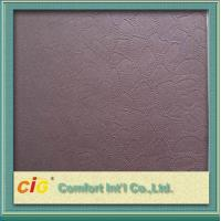 China OEM Multi Color High Abrasion PVC Artificial Leather For Funiture Upholstery wholesale