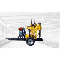China Deep water well drilling machine AKL - 200L for exploration , economy wholesale