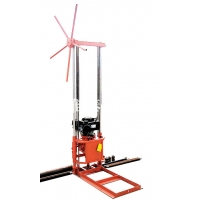 China Customized OEM 30 Meters Depth Portable Water Well Drilling Rig wholesale