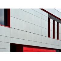 China Decorative Aluminum Architectural Panels Exterior / Outside Wall Cladding Panels wholesale