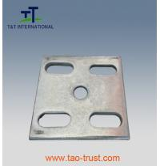 China Galvanized embedded plate wholesale