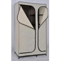 China Bedroom Fabric Clothes Wardrobe Closet with PEVA, 165 * 50 * 100 GD-2111 on sale