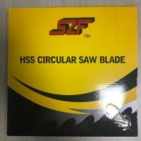 China RTing Thin Kerf General Purpose 11-inch HSS Circular Saw Blade Power Tool for Cutting Metal Stainless Steel Pipe wholesale
