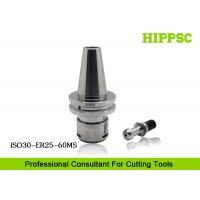China Steel CNC Collet Tool Holder / High Speed Steel Cutting Tools For Engraving And Milling Machining wholesale