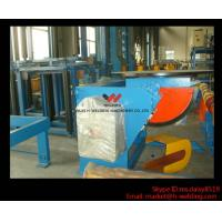 China Engineering Pipe Boiler Welding Positioner Turntable With Overturning Device / Working Table wholesale