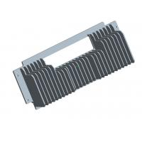 China Heat Insulation Extruded Aluminum Profiles For Medical Equipment Corrosion Resistance wholesale