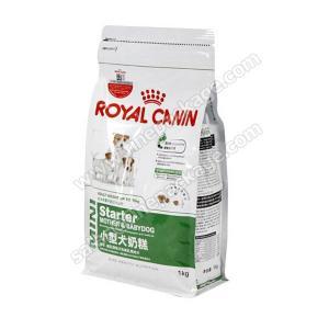 China printed pet food bag-,dog food bag- side gusset pet food bag wholesale