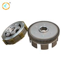 China ADC12 Motorcycle Starter Clutch Assembly , CG200 Small Centrifugal Clutch Assembly wholesale