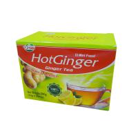 China Sugarless Fat Free Lemon Original Ginger Tea For Quench Your Thirst MOQ 1000 Cartons wholesale