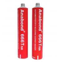 China Red 32mm / 30mm / 22mm Dia Plastic / Collapsible Aluminum Tubes For Cosmetics Packaging wholesale