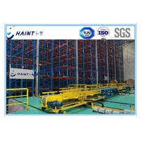China Warehouse Automatic Storage Retrieval System Advanced Control ISO 9001 Certification wholesale