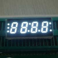 China 4 Digit Low Power LED Seven Segment Display / 7 Seg For Homes 0.3 Inch on sale