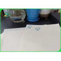 Quality Environmental Protection Natural Offset Printing Paper / 70g - 120g Color Cream for sale