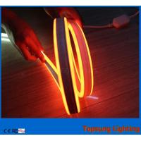110V double side orange led neon flexible light with new design